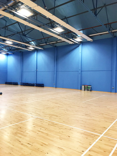 Craiglockhart Sports Centre